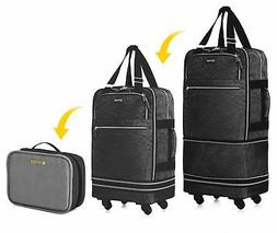 "Biaggi Luggage Zipsak Boost! Expandable Carry On - 22"" Expan"