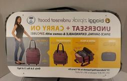 Biaggi Luggage Zipsak Boost Expandable Underseat Luggage, Fo