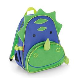 Skip Hop Toddler Backpack, 12 Dinosaur School Bag, Multi