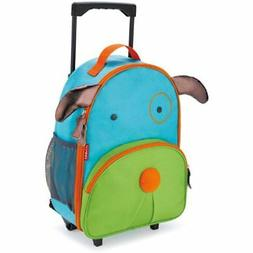Skip Hop Zoo Luggage, Dog, 1 ea