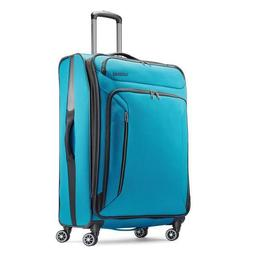 American Tourister Zoom 28 Spinner, Teal Blue