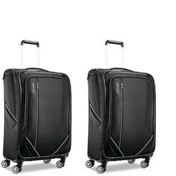 "American Tourister Luggage Zoom Turbo 2x 28"" Checked Large S"